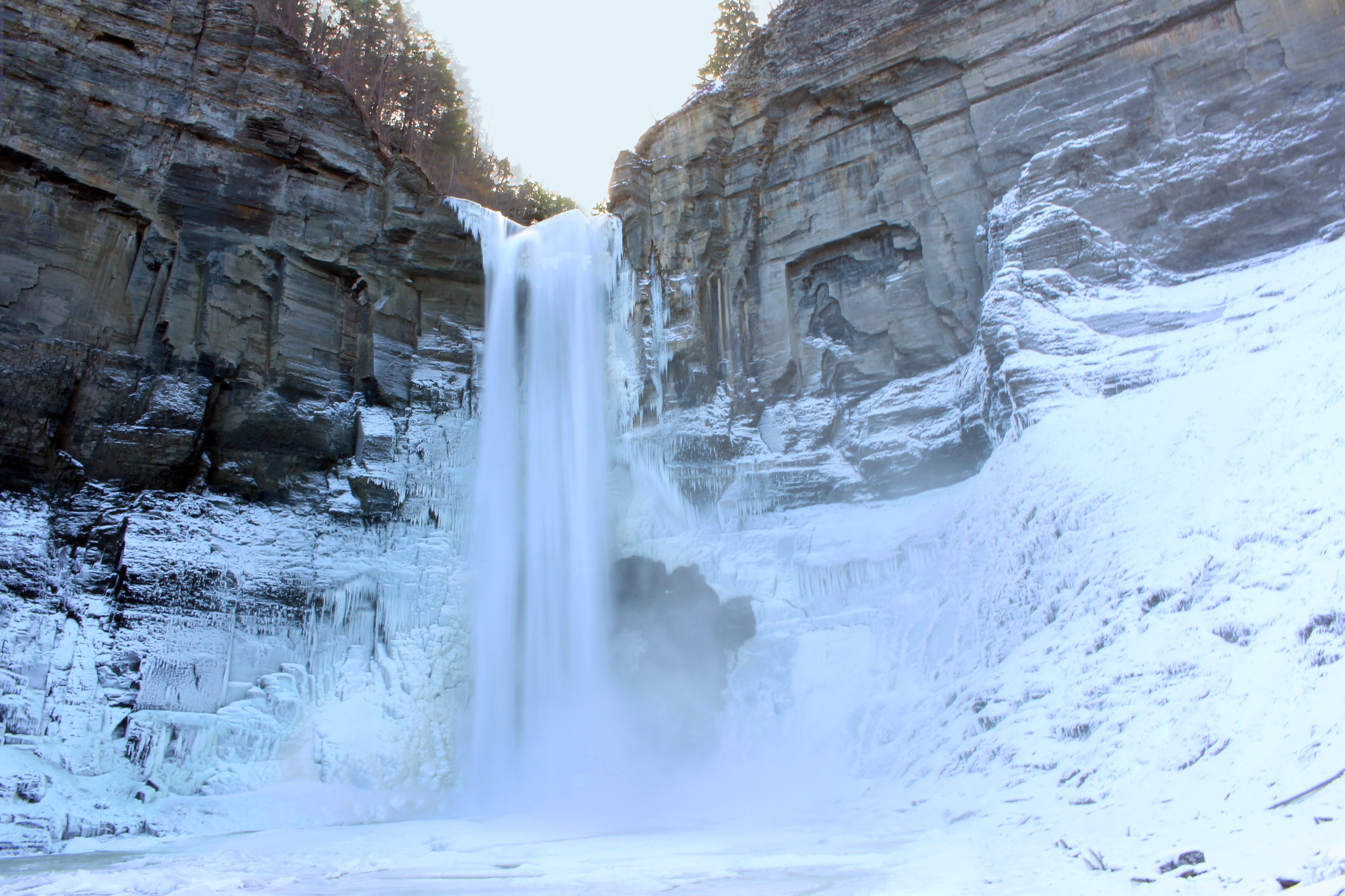 Taughannock-Winter