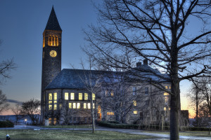 Cornell Clock Tower