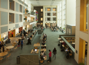 Philips Hall Common Area